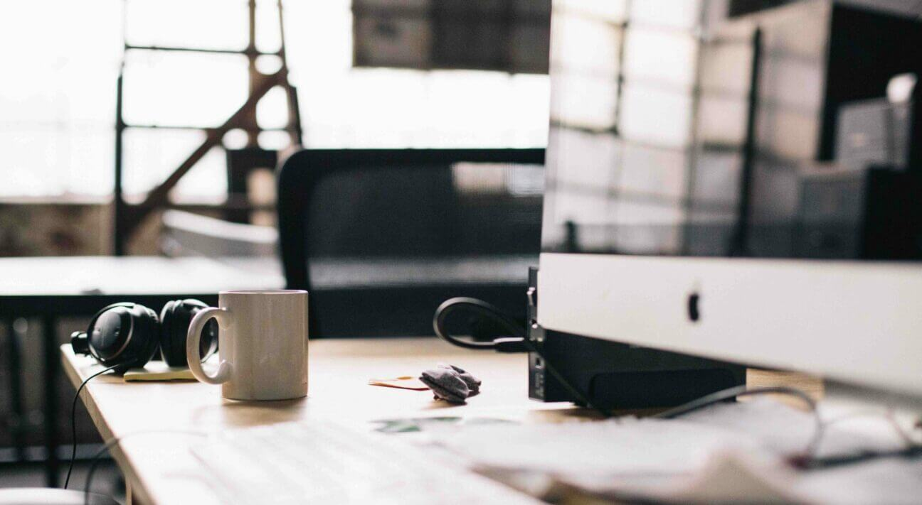 Desk accoutrements workspace